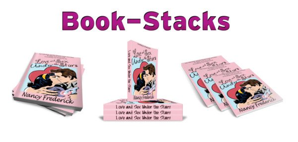 3D-book-stacks