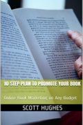 10 Step Plan to Promote Your Book