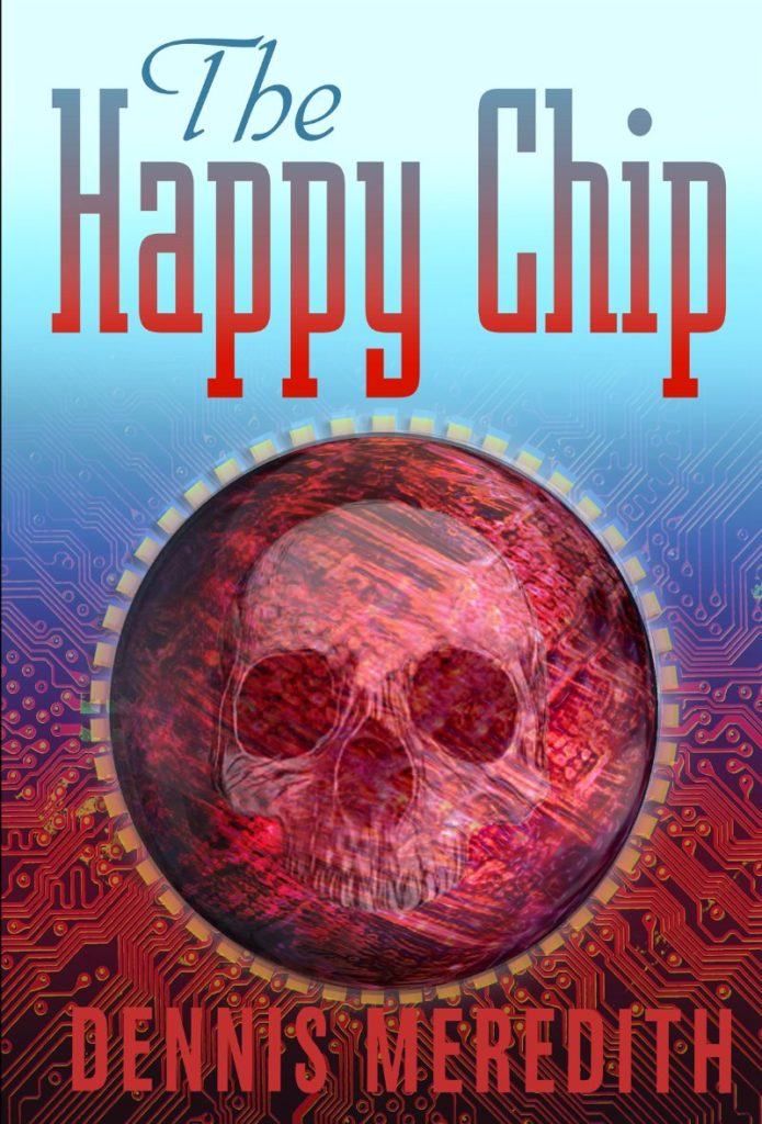 The Happy Chip  - Please Nominate on Kindle Scout
