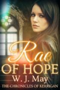 Rae of Hope: Clean Paranormal Fantasy New Adult / Young Adult Novel