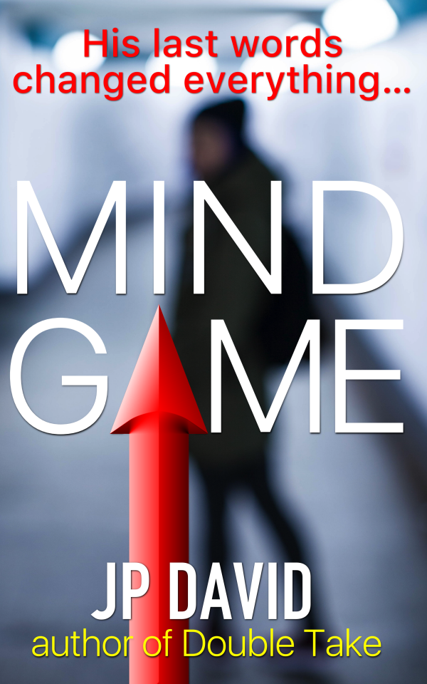 Nominate Mind Game on Kindle Scout