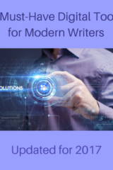 7 Must-Have Digital Tools for Modern Writers [Updated for 2017]