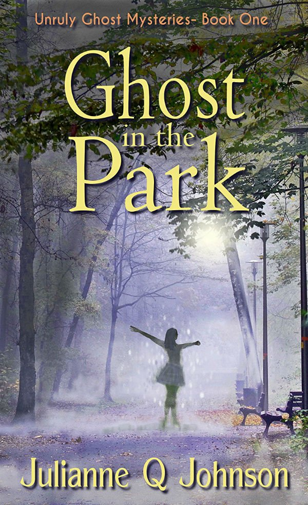 Ghost in the park1