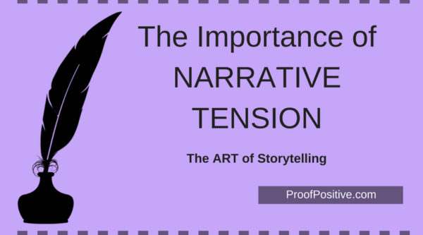 Narrative Tension is CRITICAL to the success of your #story #novel or #screenplay. What is it? And why is it so important? #storytelling #writing