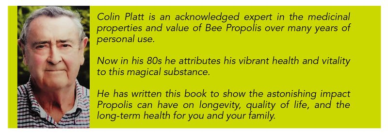 Author Colin Platt