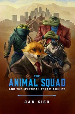 The Animal Squad and the Mystical Topax Amulet