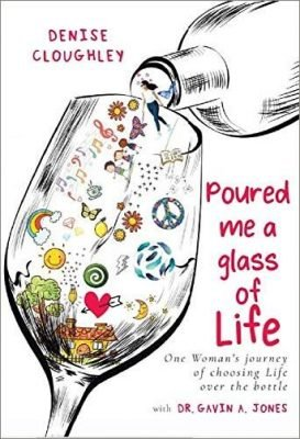 Poured me a glass of Life