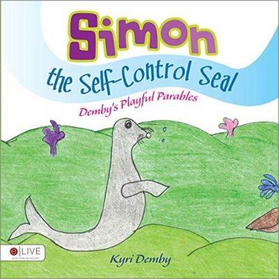 Simon the Self Control Seal