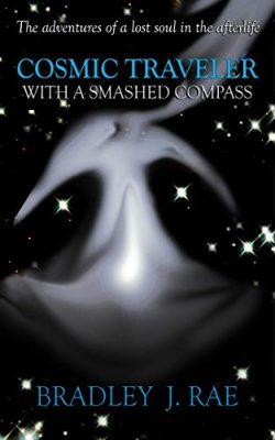 Cosmic Traveler With A Smashed Compass