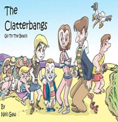 The Clatterbangs Go To The Beach