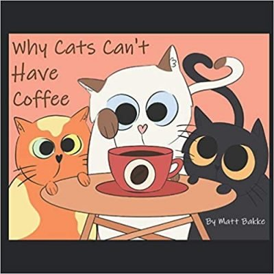 Why Cats Can't Have Coffee