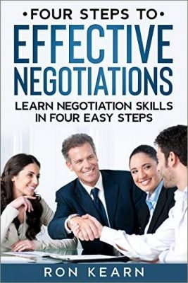 FOUR STEPS TO EFFECTIVE NEGOTIATIONS