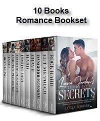 Lucia Jordan's Ten Dirty Secrets