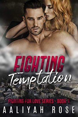 Fighting Temptation: A Small Town Romantic Suspense
