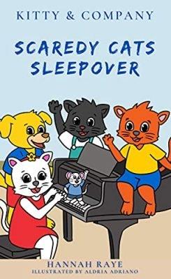 Kitty & Company: Scaredy Cats Sleepover