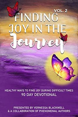 Finding Joy In The Journey:  VOL 2