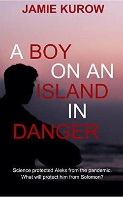 A Boy on an Island in Danger