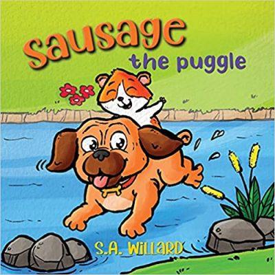 Sausage the Puggle