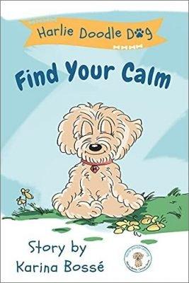 Harlie Doodle Dog : Find Your Calm