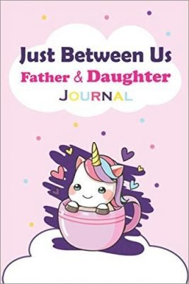 Just Between Us: Father & Daughter Journal